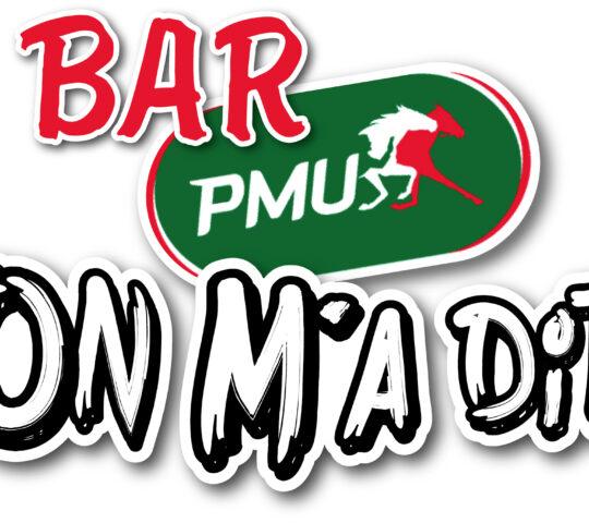 Bar PMU FDJ «on m'a dit»
