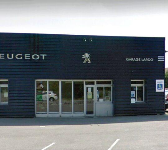 Garage Lardo-Peugeot