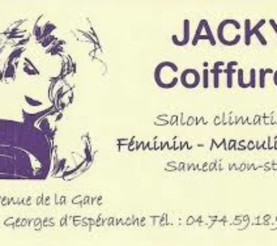 MCJ Jacky coiffure