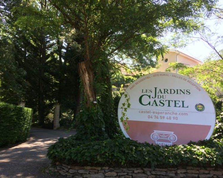 Les jardins du Castel
