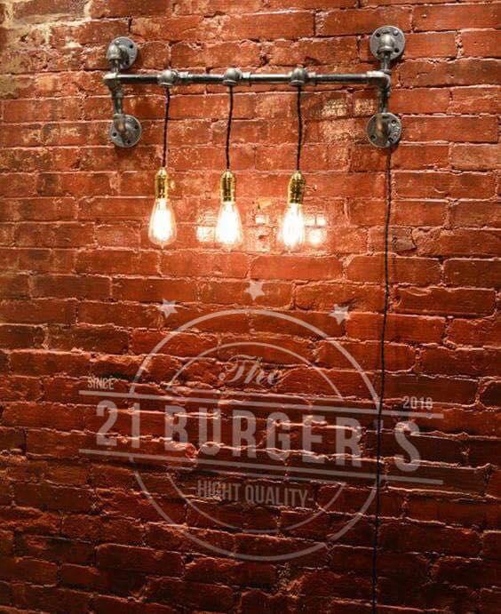 21 Burger's